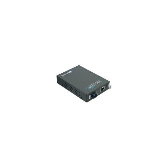 TRENDnet TFC-1000S40D5 - fibermedieomformer - GigE