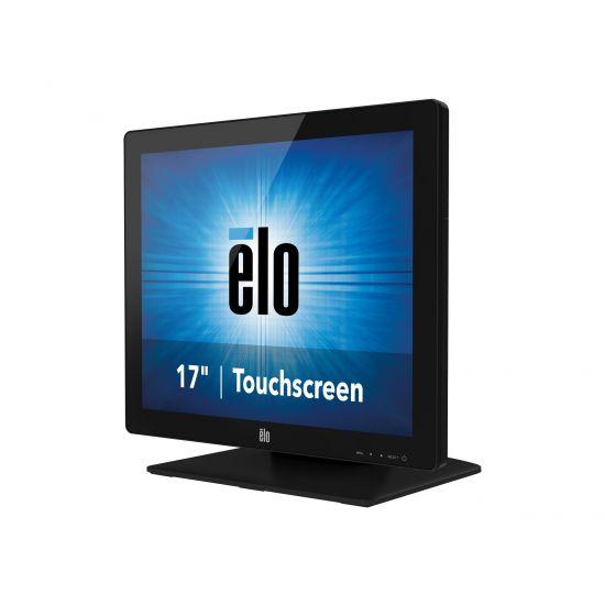 """Elo Desktop Touchmonitors 1717L iTouch Zero-Bezel &#45 LED-Skærm 17"""" 5ms - 1280x1024 ved 75Hz"""