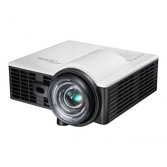 Optoma ML1050ST+ - DLP-projektor - 3D