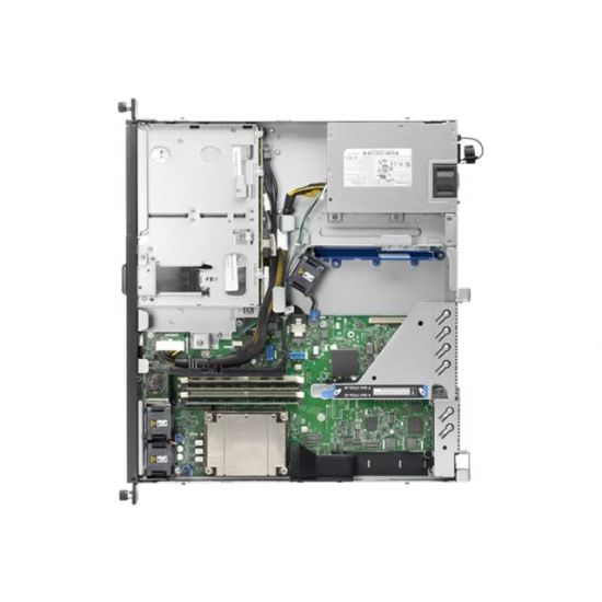 HPE ProLiant DL20 Gen10 Entry - rack-monterbar - Xeon E-2124 3.3 GHz - 8 GB