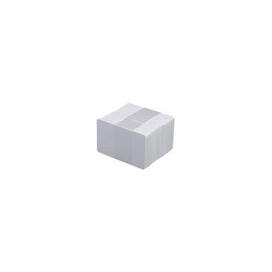 Evolis Classic Blank Cards - Low Coercivity Magnetic Stripe PVC kort - 100 kort