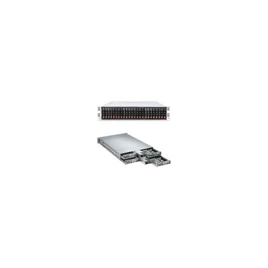 Supermicro A+ Server 2122TG-HTRF - rack-monterbar - uden CPU - 0 MB - 0 GB