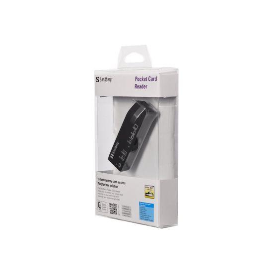 Sandberg USB 2.0 Pocket Card Reader