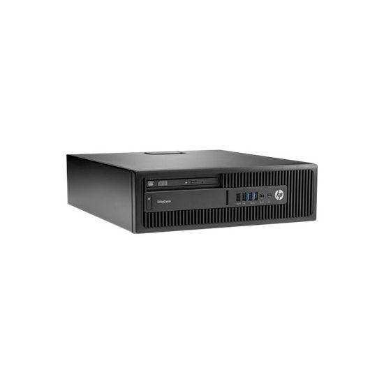 HP EliteDesk 705 G3 - SFF - Ryzen 5 PRO 1500 3.5 GHz - 8 GB - 256 GB