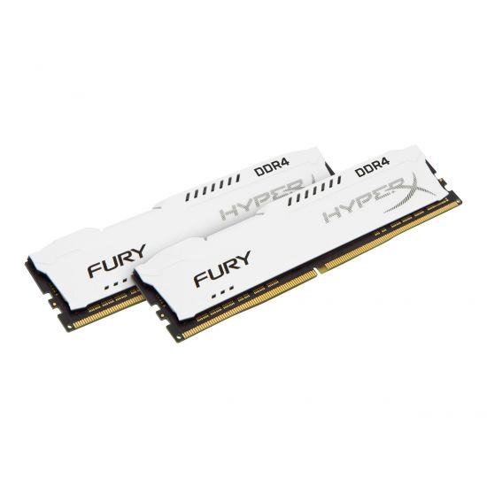 HyperX FURY &#45 16GB: 2x8GB &#45 DDR4 &#45 3466MHz &#45 DIMM 288-PIN
