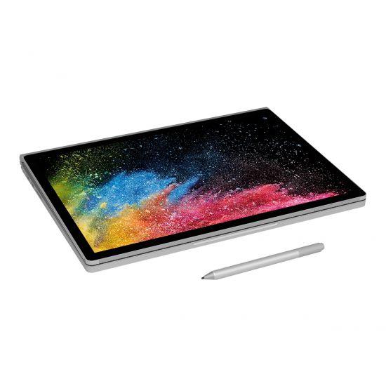 """Microsoft Surface Book 2 - 13.5"""" - Core i7 8650U - 16 GB RAM - 512 GB SSD - Britisk"""