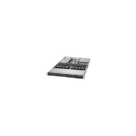 Supermicro SuperServer 6018U-TR4+ - rack-monterbar - uden CPU - 0 MB