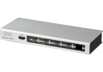 4 Port HDMI Device Connections