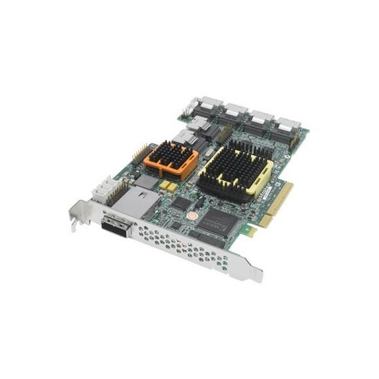 Microsemi Adaptec RAID 52445 - styreenhed til lagring (RAID) - SATA 3Gb/s / SAS - PCIe x8