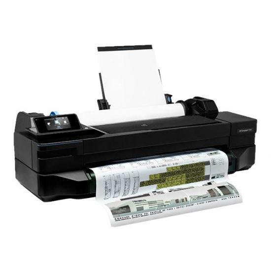 HP DesignJet T120 - stor-format printer - farve - blækprinter