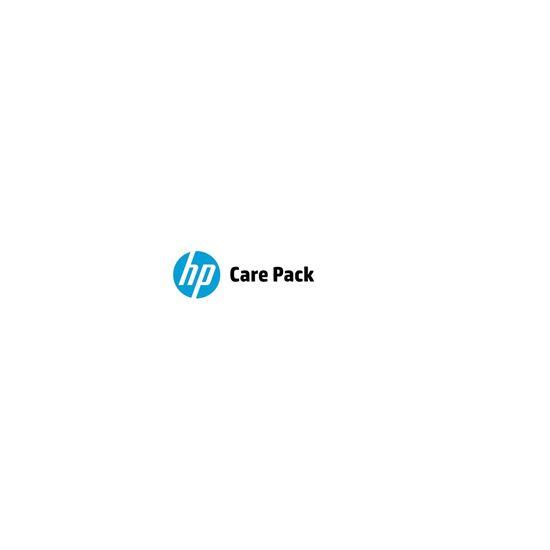 HP Care Pack Education Nonstop - foredrag og laboratorier