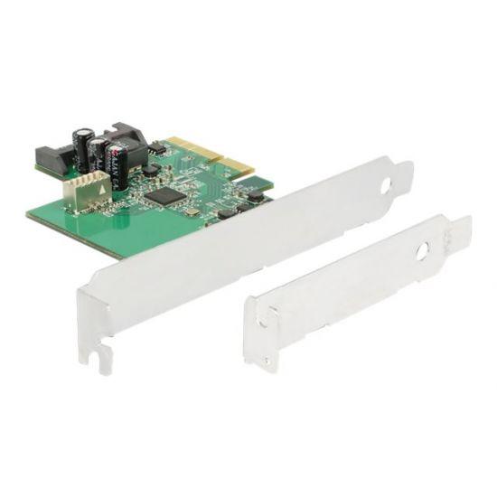 DeLock PCI Express Card > 1 x internal USB 3.1 Gen 2 key B 20 pin female - USB-adapter