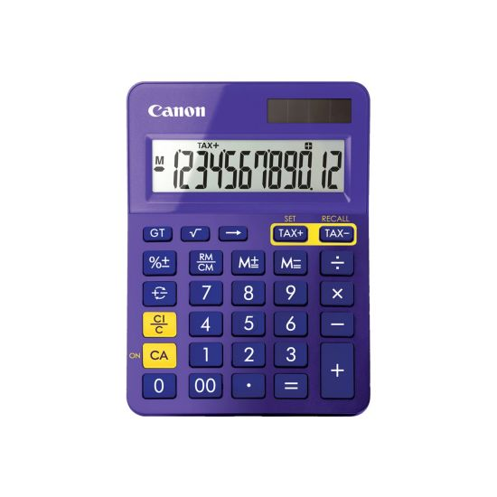 Canon LS-123K - skrivebords-regnemaskine