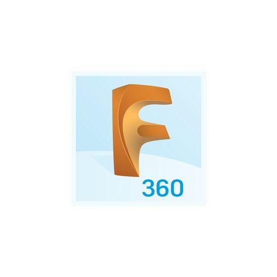 Autodesk Fusion 360 - New Subscription (3 år) - 1 bruger