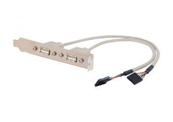 C2G USB-panel
