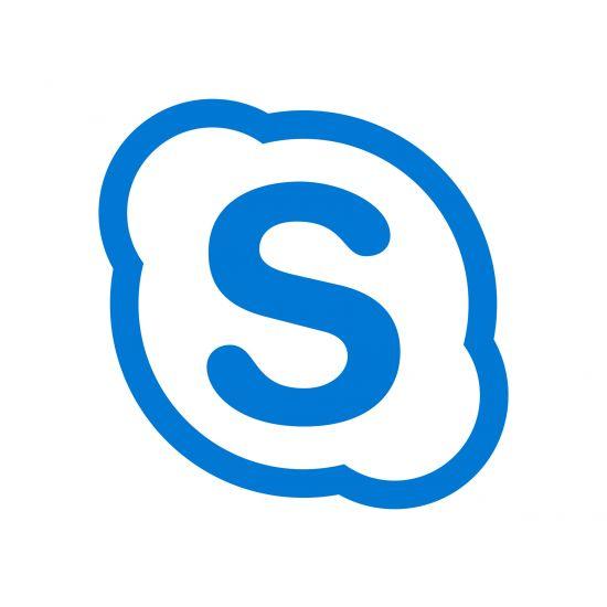 Skype for Business Cloud PBX - licensabonnemet (1 måned) - 1 bruger