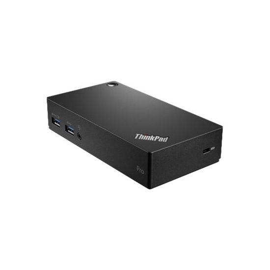 Lenovo ThinkPad USB 3.0 Pro Dock - dockingstation - DP