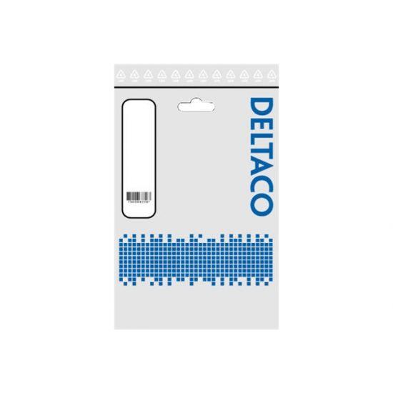 Deltaco HDMI-12 adapter HDMI Type A hun til HDMI Type A hun