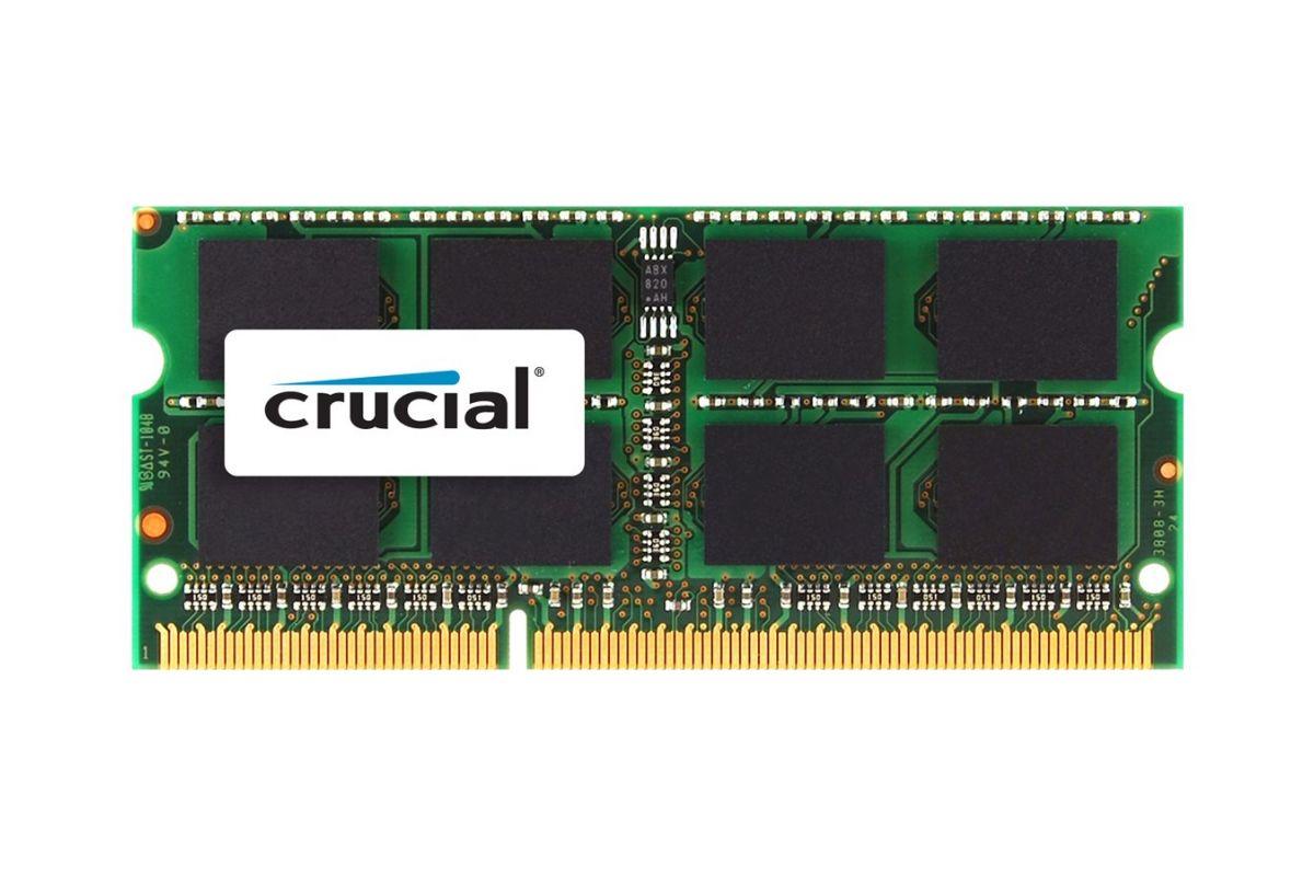 Crucial &#45 8GB &#45 DDR3 &#45 1333MHz &#45 SO DIMM 204-PIN