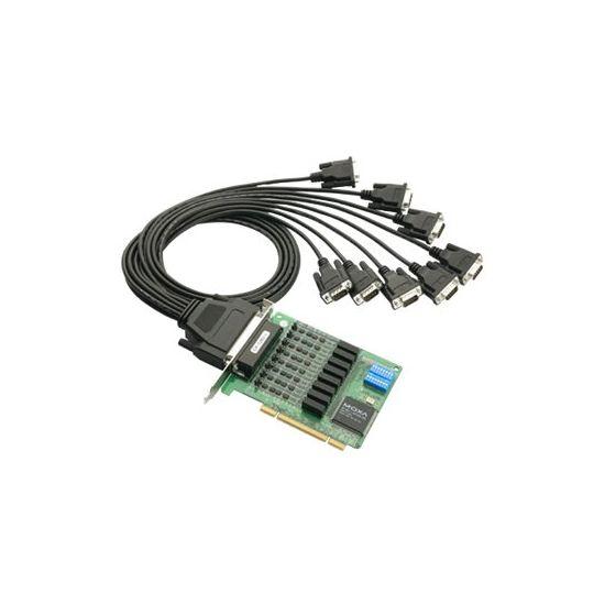 Moxa CP-138U-I-T - seriel adapter