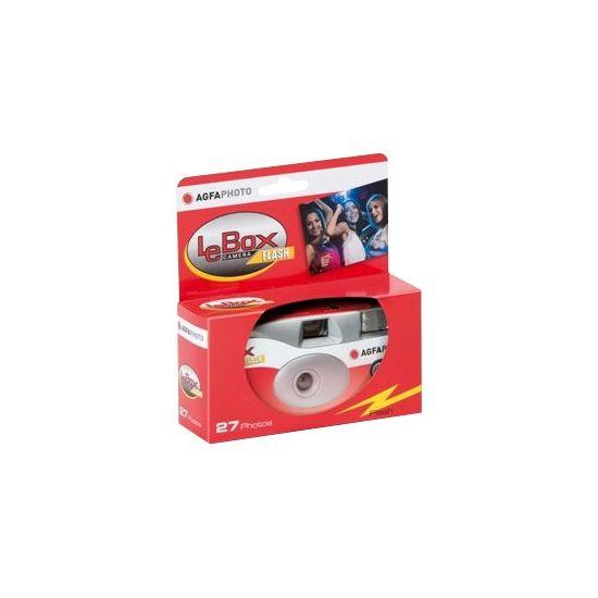 AgfaPhoto LeBox Camera Flash - engangskamera - 35mm