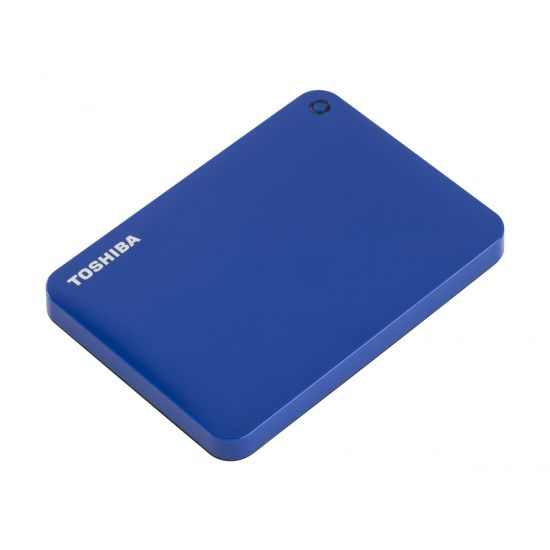 Toshiba Canvio Connect II &#45 1TB - USB 3.0 - 10 pin Micro-USB Type B