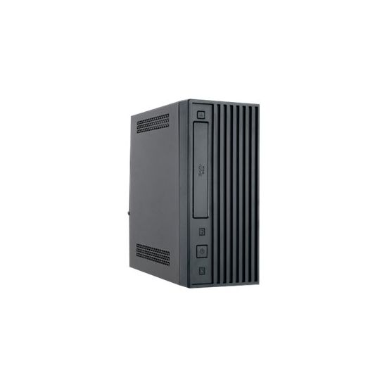 Chieftec UNI Series BT-02B - minitower - mini ITX