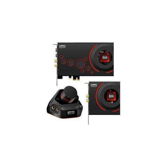 Creative Sound Blaster ZxR - lydkort med ekspansionsmodul