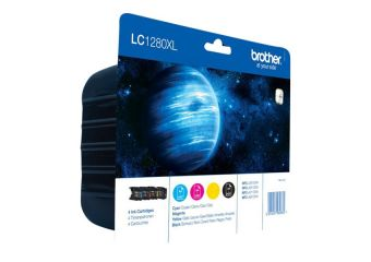 Brother LC1280XL Value Pack
