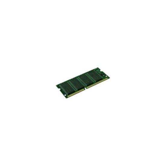 MicroMemory &#45 128MB &#45 SDRAM &#45 133MHz &#45 SO DIMM 144-PIN lav profil - CL3