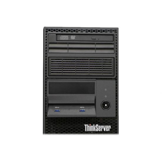 Lenovo ThinkServer TS150 - tower - Xeon E3-1225V6 3.3 GHz - 8 GB - 2 TB