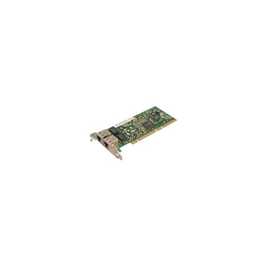 Intel PRO/1000 GT Dual Port Server Adapter - netværksadapter