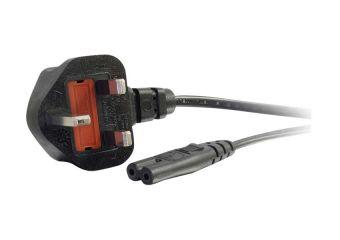 C2G Non-Polarised Power Cord