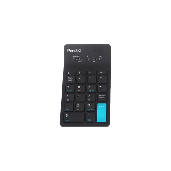 Penclic Numpad NB2 - tastatur - sort