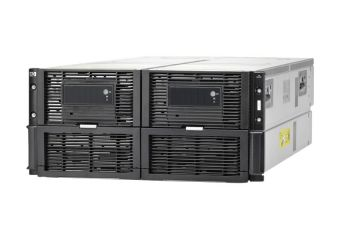 HPE Disk Enclosure D6000 with Dual I/O Modules