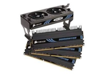 Corsair Dominator &#45 12GB: 3x4GB &#45 DDR3 &#45 1600MHz &#45 DIMM 240-pin
