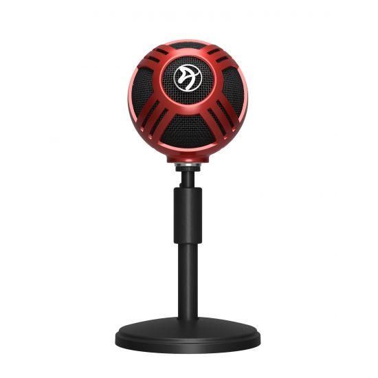 Arozzi Sfera Microphone - Red