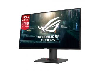 "ASUS ROG SWIFT PG278QR &#45 WLED 27"" NVIDIA G-SYNC TN 1ms"