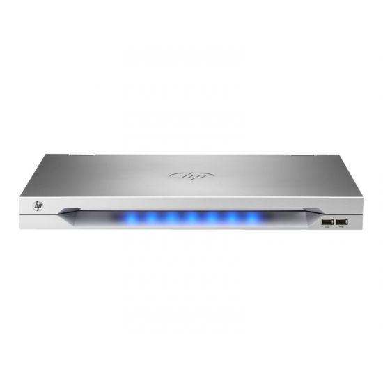 "HPE LCD8500 - KVM-konsol - 18.51"""