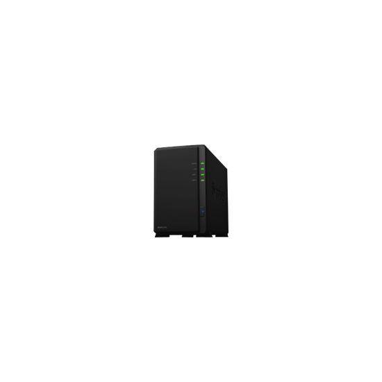 Synology Network Video Recorder NVR1218 - standalone NVR - 12 kanaler