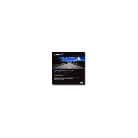 MapSource City Navigator NT North America - GPS-software