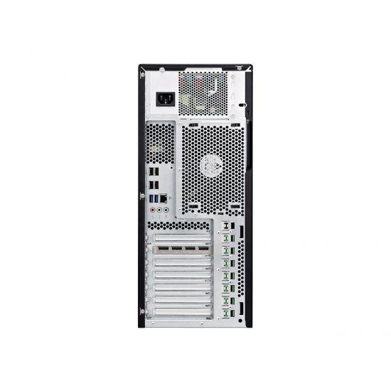 Fujitsu Celsius M740 - tower - Xeon E5-1620V4 3.5 GHz - 16 GB - 256 GB - Nordisk