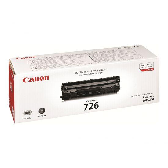 Canon CRG-726 - sort - original - tonerpatron
