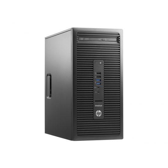 HP EliteDesk 705 G3 - minitower - Ryzen 5 PRO 1500 3.5 GHz - 8 GB - 256 GB