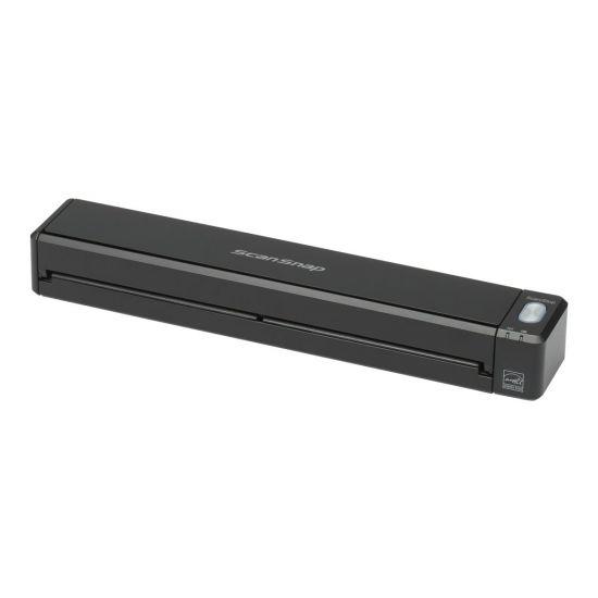 Fujitsu ScanSnap iX100 - scanner med papirfødning - bærbar - USB 2.0, Wi-Fi
