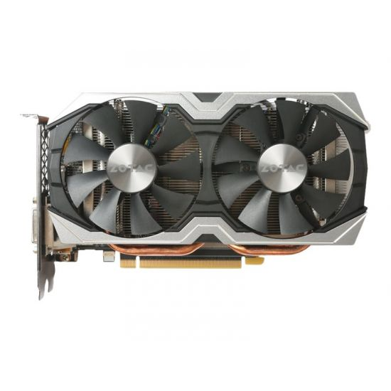 ZOTAC GeForce GTX 1060 &#45 NVIDIA GTX1060 &#45 6GB GDDR5 - PCI Express 3.0 x16