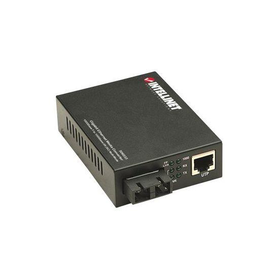 Intellinet - fibermedieomformer - GigE