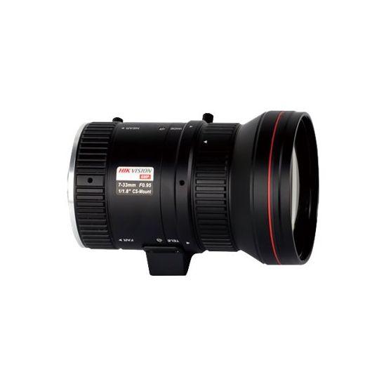 Hikvision HV0733D-6MP - CCTV objektiv - 7 mm - 33 mm