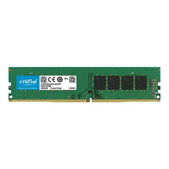 Crucial &#45 8GB &#45 DDR4 &#45 2666MHz &#45 DIMM 288-PIN - CL19