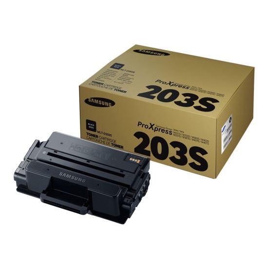 Samsung MLT-D203S - sort - original - tonerpatron (SU907A)